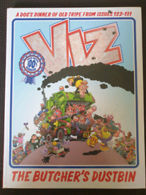 Viz comics and annual
