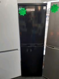 Black bush fridge freezer