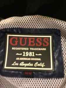 Deluxe Guess Rain Jacket Size M London Ontario image 3