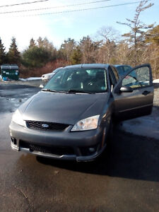 2007 FORD FOCUS ZX5 AUTO LEATHER PR ROOF ONLY $3466