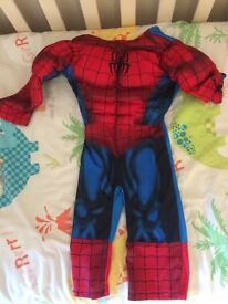 Spider-Man outfit