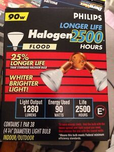 Philips halogen flood
