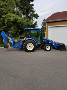 Tracteur New Holland 45 forces
