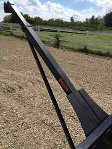 Skid Steer Attachments, Lifting Boom Extenable 6ft -10ft