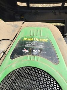 2010 John Deere Ride on Lawn Tractor