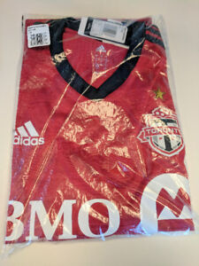 2018 Toronto FC TFC Home Jersey - Official from Adidas - NEW