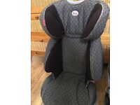 Britax car seat booster seat