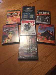Playstation II Games/Game Saver