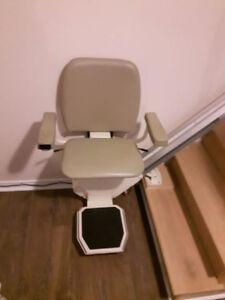 Chaise electrique pour escalier