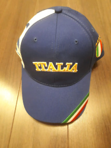 Italia adjustable hat- new