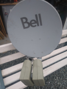 Antenne satellite Bell