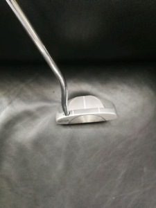 YES C groove putter LH New