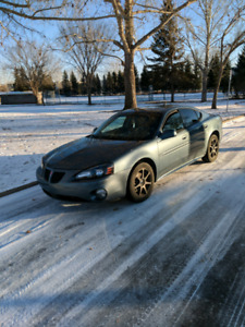 2006 Pontiac Grand Prix GT (supercharged)