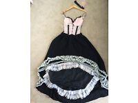 saloon Fancy Dress outfit size 10