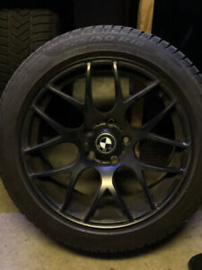 Pirelli winter tires + rims