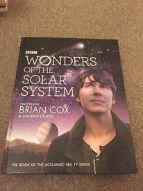 Professor Brian Cox, Wonders of the Solar System