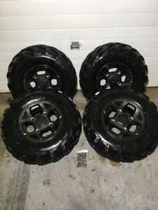 Polaris RZR Trail Wheel and Tire Package