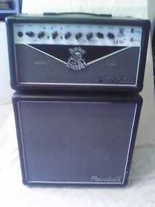 "A real tube driven ""screamin' amp. No effects.talent required."