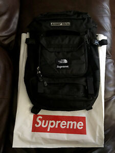 SUPREME X THE NORTH FACE STEEP TECH BACKPACK !