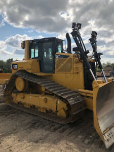 2018 CAT D6T BULL DOZER with 1000 hours