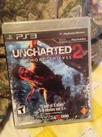 Enchange uncharted 1,2 contre NbA 2k15