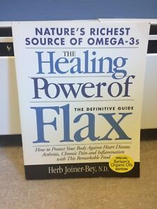 The Healing Power of Flax: how to protect your body against