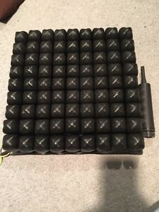 Used Roho Wheelchair Cushion 43cm Mobility Air cusion