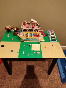 One of a kind Lego table