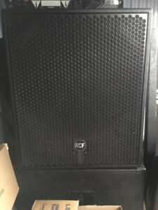 Speakers, Subwoofers, Amps, Equalizers, Amp Rack, Wiring