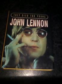 Mini john lennon book