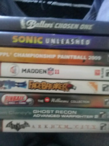 PS3 games  5 buck each or trade