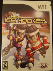 Kidz Sports Ice Hockey for Nintendo Wii