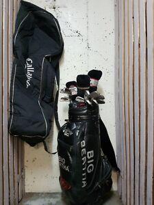 Ensemble Calloway Golf Big Bertha (droitier)