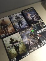 Call of duty 6 pack for PC City of Montréal Greater Montréal Preview