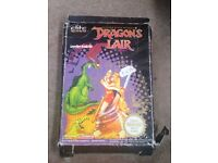Dragons Lair. Nes game