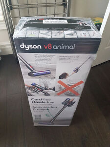 Brand New in Package Dyson V8 Animal Vacuum Package