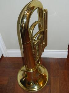 Super Grange Tuba Excellent Working Condition!!