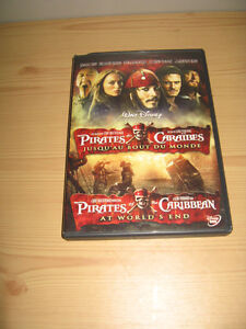 Dvd Pirates des Caraibes