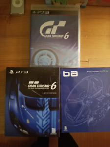 Gran Turismo 6 Limited Edition 15th Anniversary Box (Chinese)