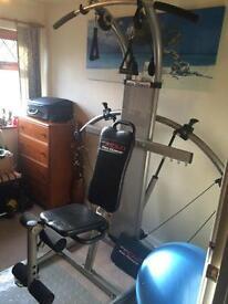 Finnlo bio force multi-gym