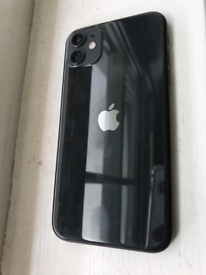 iPhone 11 Black Unlocked to Any Network Brand New Condition