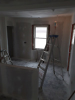 Drywall Taper Finisher