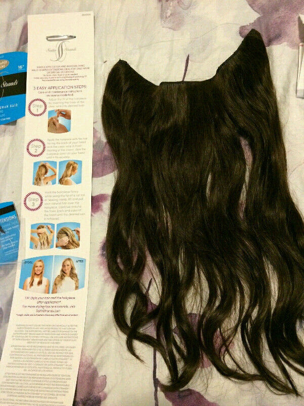 Halo Hair Extensions Health Special Needs Fredericton Kijiji