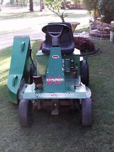 Ride on Mower A. M. C Dundowran Fraser Coast Preview