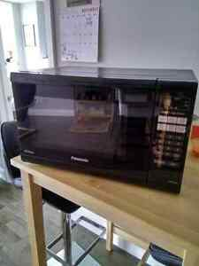 Panasonic microwave excellent shape