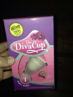 Diva Cup size 1 free