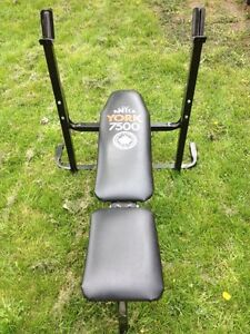 BENCH PRESS FOR SALE!!! Cornwall Ontario image 2