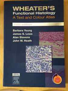 Wheater's Functional Histology Textbook
