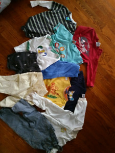 Vêtements garçon 18-24 mois