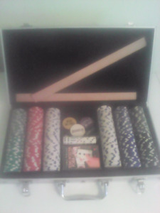 Poker anyone today first $50 holds the cards